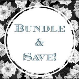 ⭐️ bundle and save ⭐️